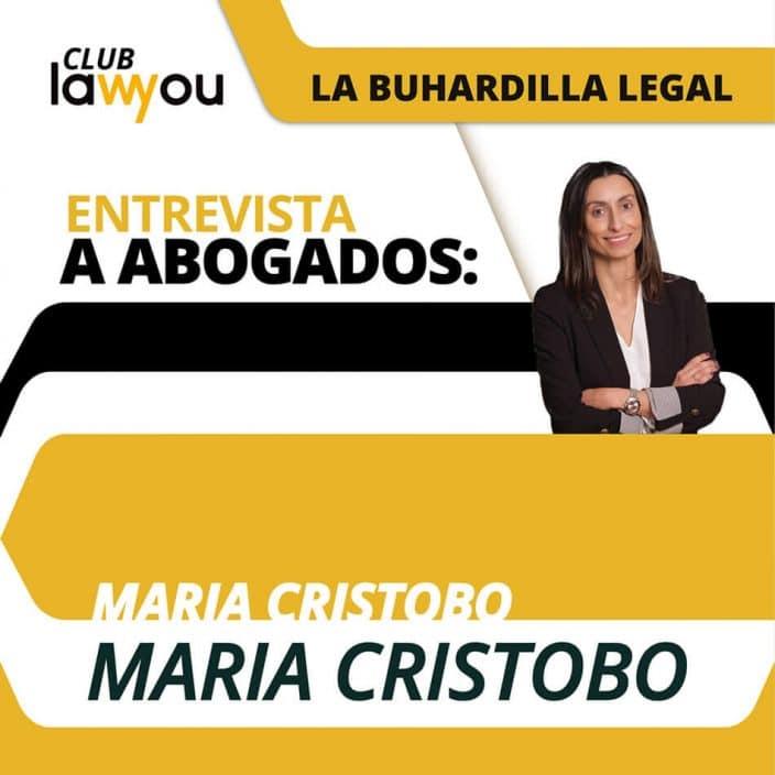 MARIA CRISTOBO PODCAST